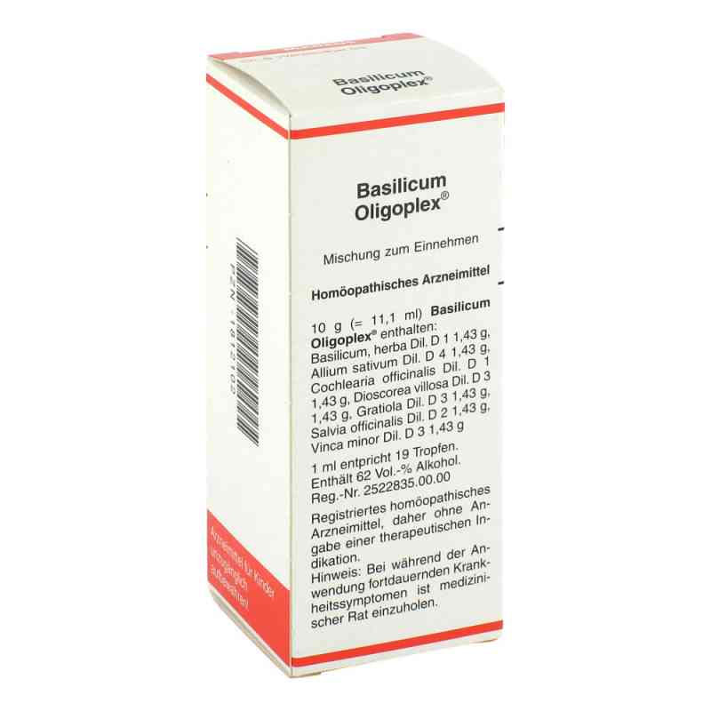Basilicum Oligoplex Liquidum  bei apo-discounter.de bestellen