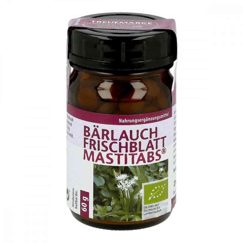 Bärlauch Frischblatt Mastitabs Tabletten  bei apo-discounter.de bestellen