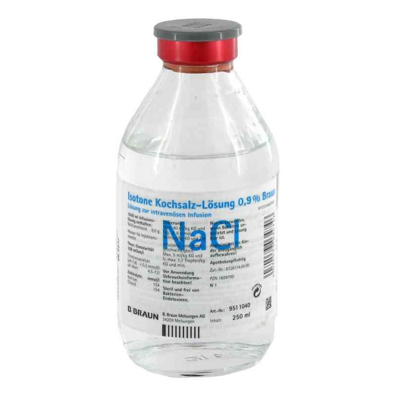 Kochsalzlösung 0,9% Glasflasche  bei apo-discounter.de bestellen
