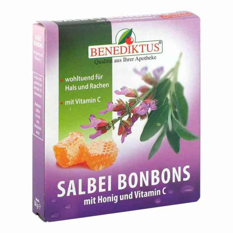 Salbei Bonbons mit Honig + Vitamin C  bei apo-discounter.de bestellen