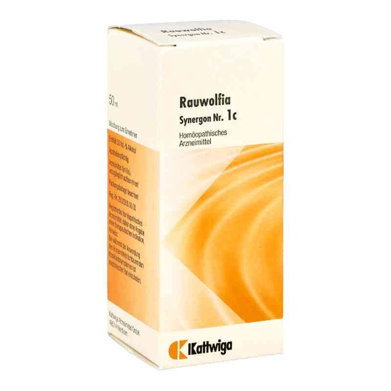 Synergon 1 c Rauwolfia Tropfen  bei apo-discounter.de bestellen