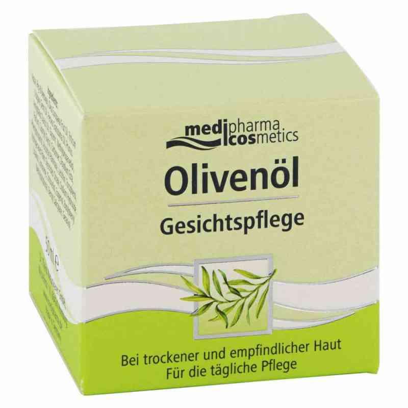 Olivenöl Gesichtspflege Creme  bei apo-discounter.de bestellen