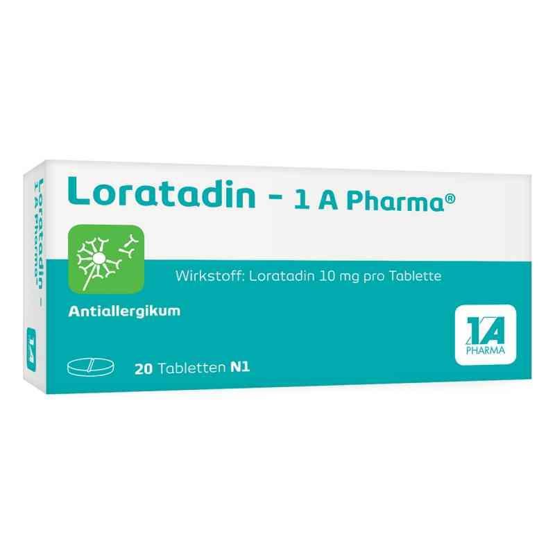 Loratadin-1A Pharma  bei apo-discounter.de bestellen