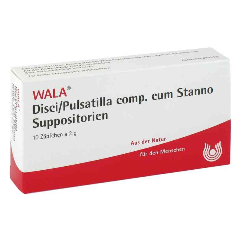Disci/ Pulsatilla Comp. cum Stanno. Suppositorien  bei apo-discounter.de bestellen