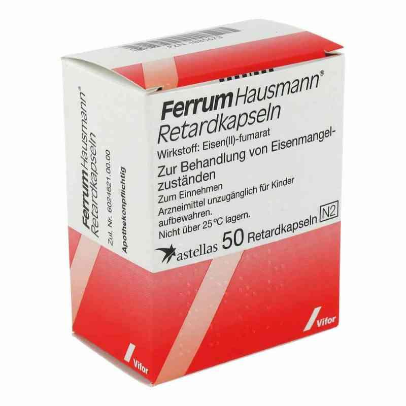 Ferrum Hausmann 100mg Eisen  bei apo-discounter.de bestellen