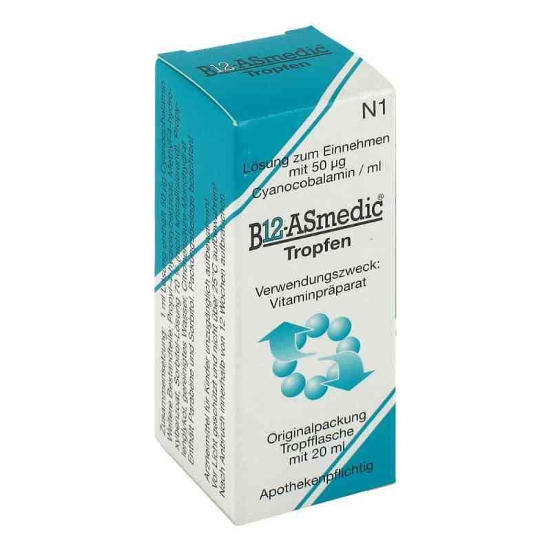 B12 Asmedic Tropfen zum Einnehmen  bei apo-discounter.de bestellen