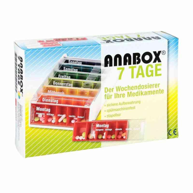 Anabox 7 Tage Regenbogen  bei apo-discounter.de bestellen