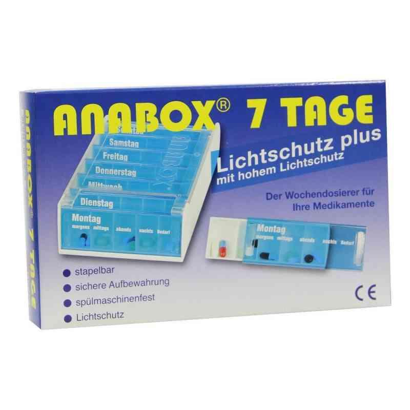 Anabox 7 Tage Lichtschutz plus  bei apo-discounter.de bestellen