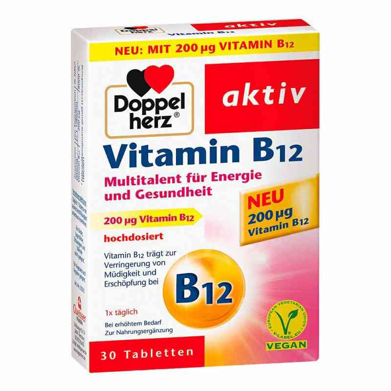 Doppelherz Vitamin B12 Tabletten  bei apo-discounter.de bestellen