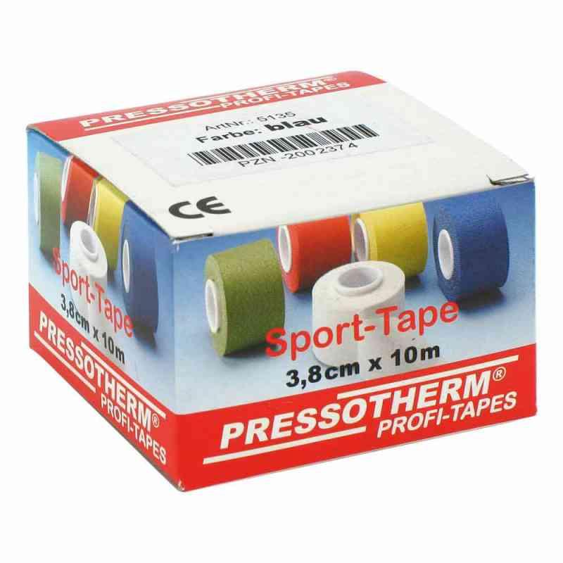 Pressotherm Sport-tape 3,8cmx10m blau  bei apo-discounter.de bestellen