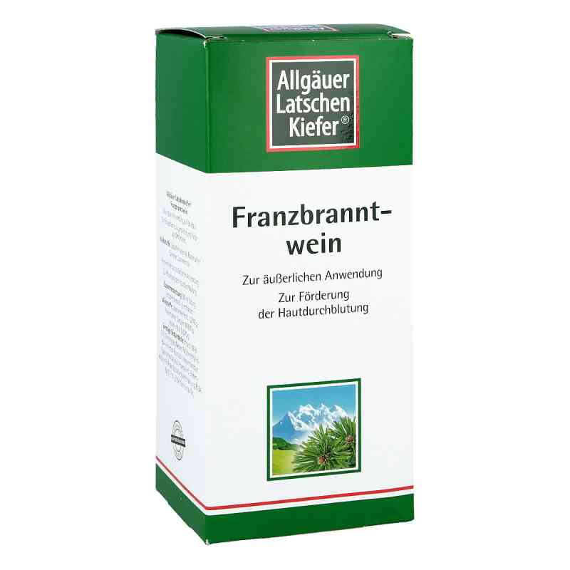 Allgäuer Latschenkiefer Franzbranntwein  bei apo-discounter.de bestellen