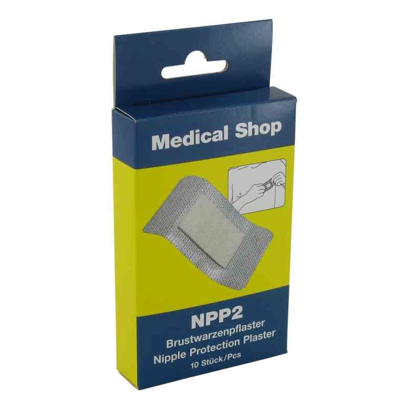 Brustwarzenpflaster Npp2  bei apo-discounter.de bestellen