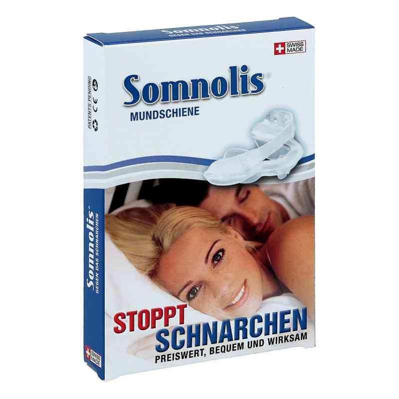Somnolis Schnarch Schiene  bei apo-discounter.de bestellen