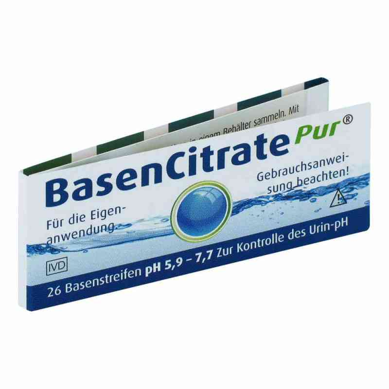 Basen Citrate Pur Teststr.ph 5,9-7,7 nach Apot.R.Keil  bei apo-discounter.de bestellen