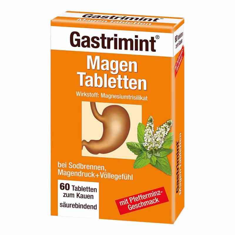 Bad Heilbrunner Gastrimint Magentabletten  bei apo-discounter.de bestellen