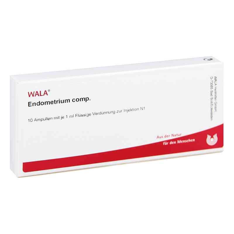 Endometrium Comp. Ampullen  bei apo-discounter.de bestellen