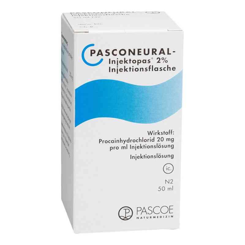Pasconeural Injektopas 2% Injektionsflaschen  bei apo-discounter.de bestellen