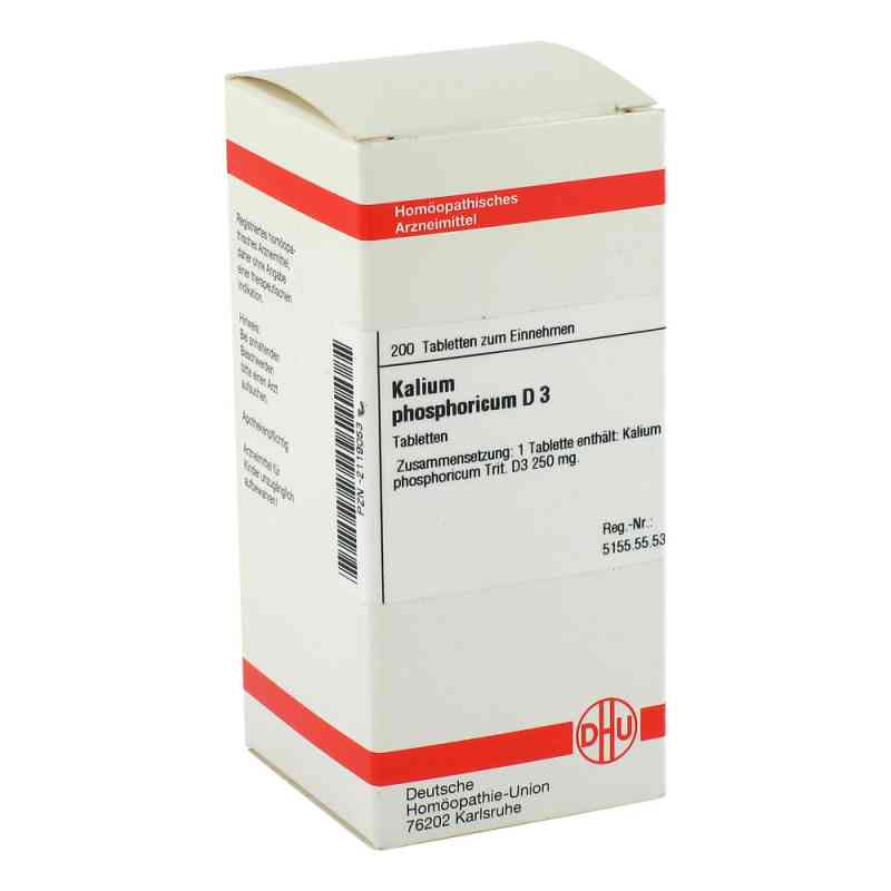 Kalium Phosphoricum D3 Tabletten  bei apo-discounter.de bestellen