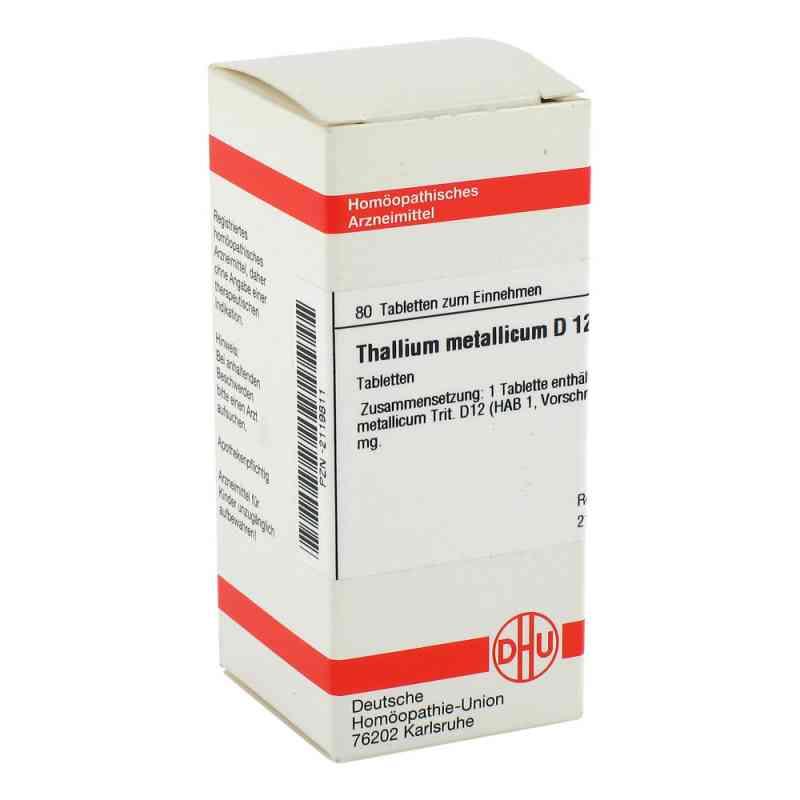 Thallium Met. D12 Tabletten  bei apo-discounter.de bestellen