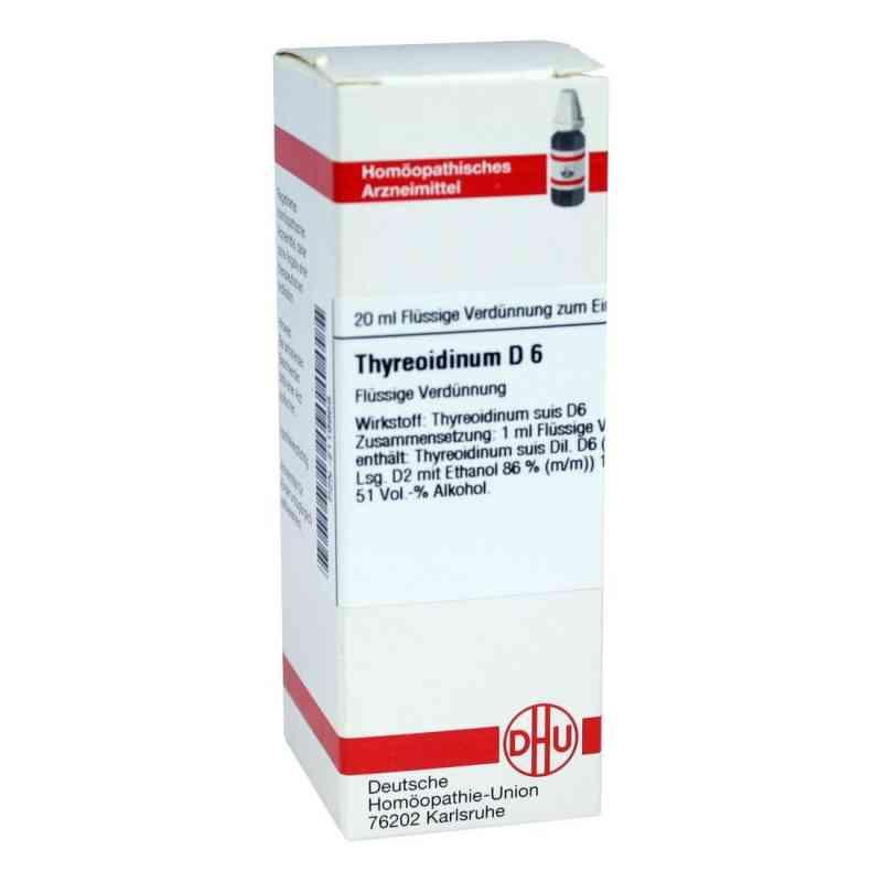 Thyreoidinum D6 Dilution  bei apo-discounter.de bestellen