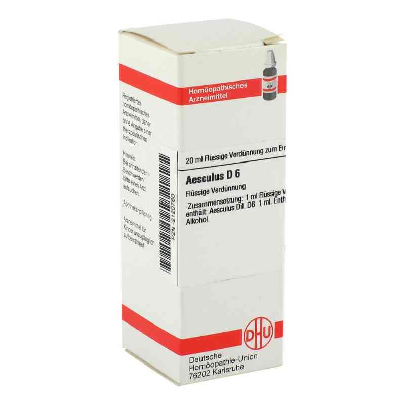 Aesculus D6 Dilution  bei apo-discounter.de bestellen
