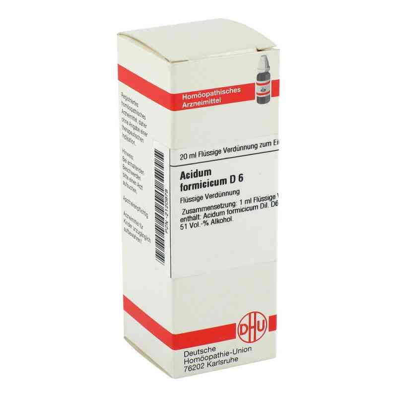Acidum Formicicum D6 Dilution  bei apo-discounter.de bestellen