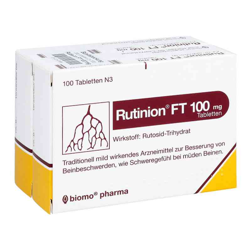 Rutinion FT 100mg  bei apo-discounter.de bestellen