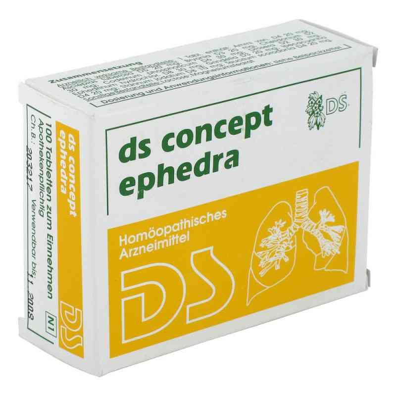Ds Concept Ephedra Tabletten  bei apo-discounter.de bestellen