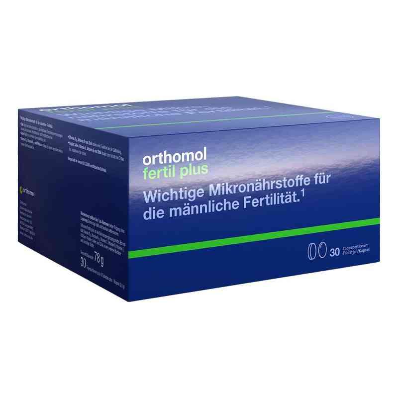 Orthomol Fertil Plus Kapseln  bei apo-discounter.de bestellen