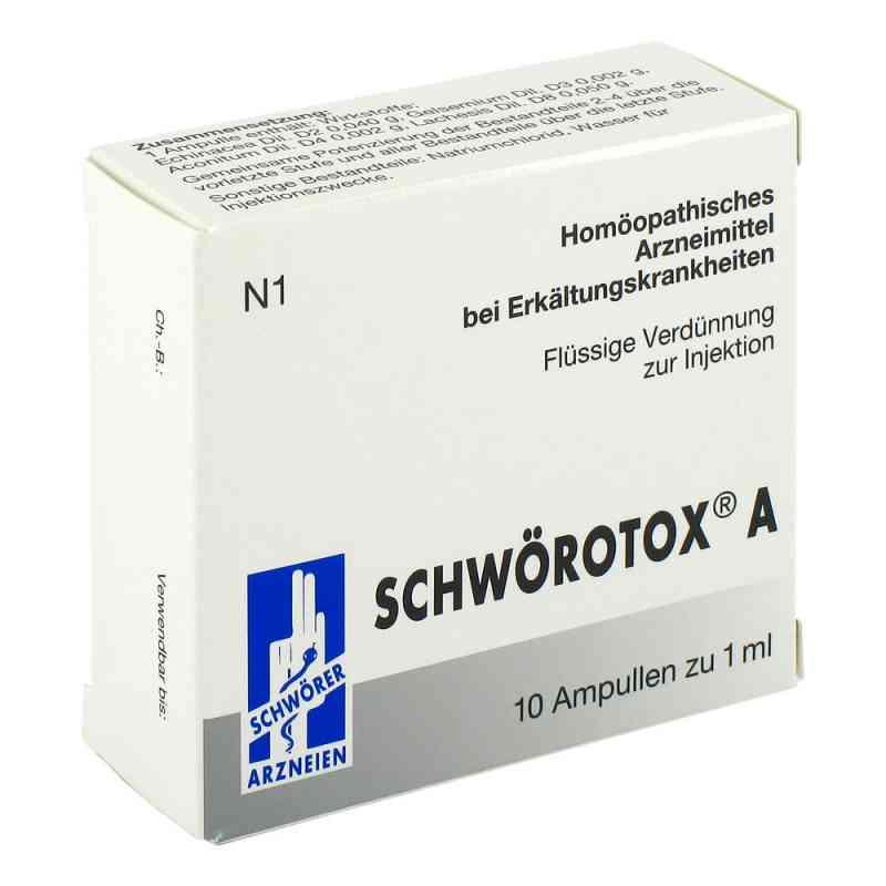 Schwörotox A Ampullen  bei apo-discounter.de bestellen