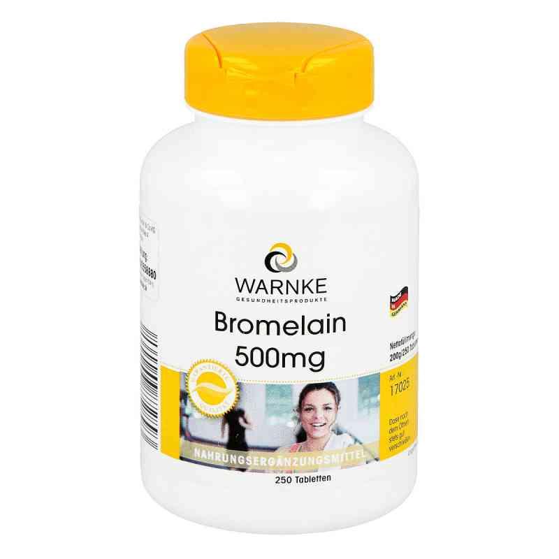 Bromelain 500 mg Tabletten  bei apo-discounter.de bestellen