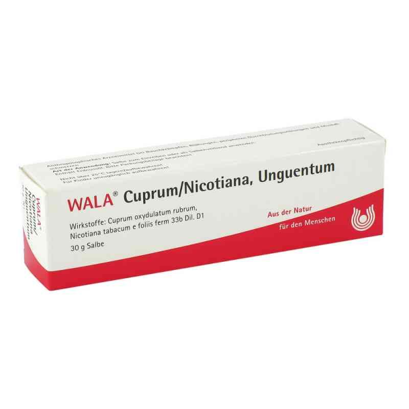 Cuprum/nicotiana Salbe  bei apo-discounter.de bestellen