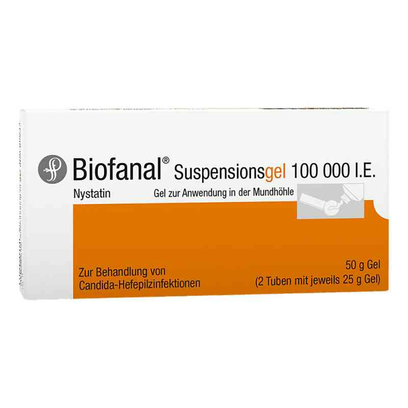 Biofanal Suspensionsgel  bei apo-discounter.de bestellen