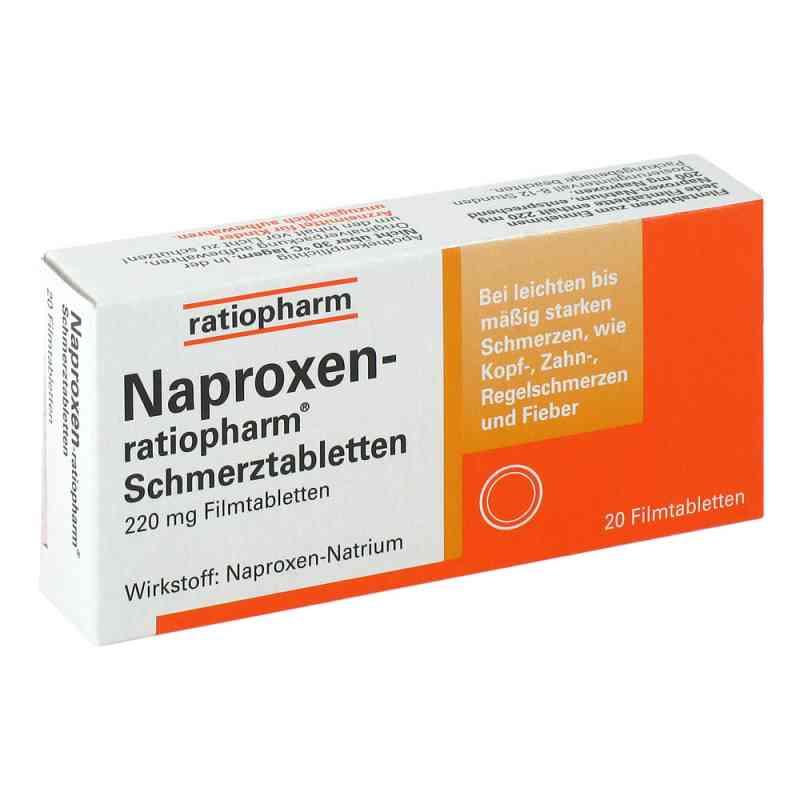 Naproxen-ratiopharm Schmerztabletten  bei apo-discounter.de bestellen