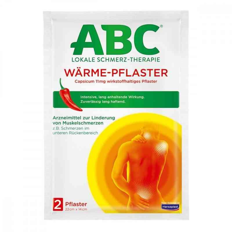 ABC Wärme-Pflaster Capsicum 11mg Hansaplast med bei apo-discounter.de bestellen