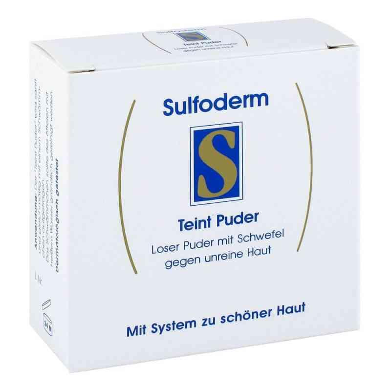 Sulfoderm S Teint Puder  bei apo-discounter.de bestellen