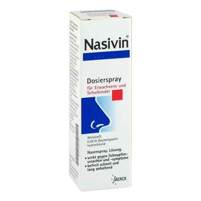 Nasivin Dosierspray für Erwachsene und Schulkinder 0,05%  bei apo-discounter.de bestellen