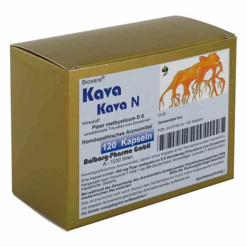 Kava Kava N D 8 Kapseln  bei apo-discounter.de bestellen