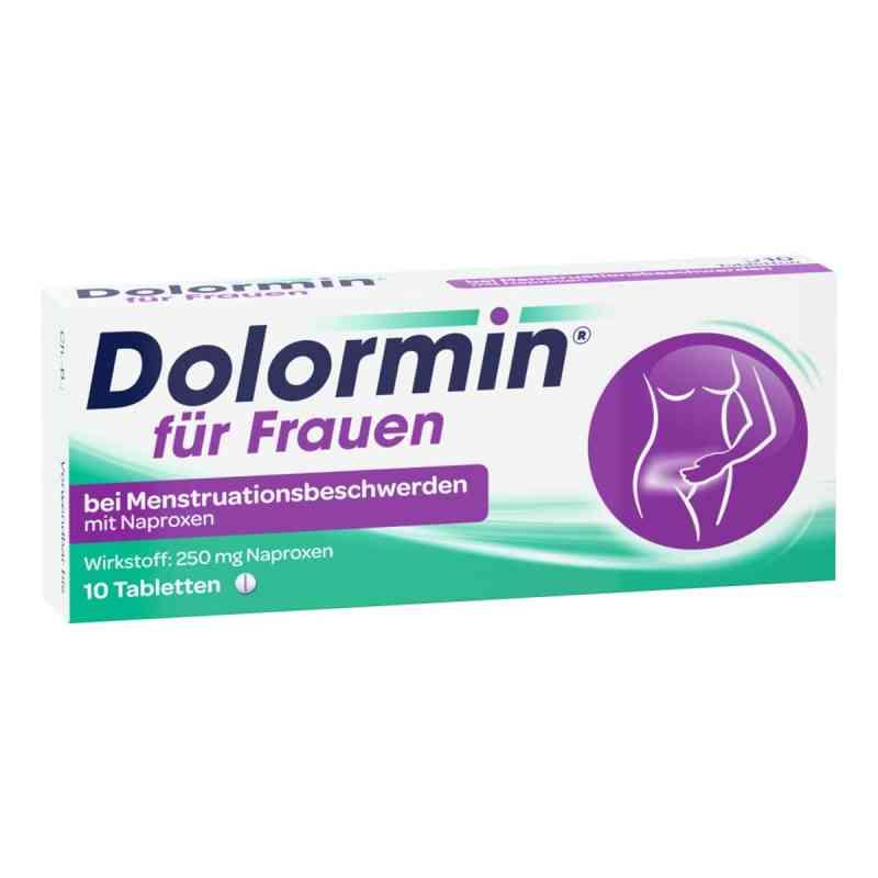 Dolormin für Frauen mit Naproxen  bei apo-discounter.de bestellen