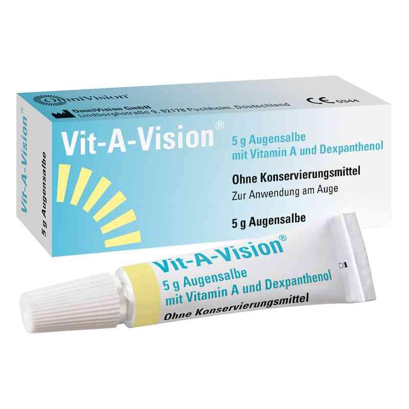 Vit-a-vision Augensalbe  bei apo-discounter.de bestellen