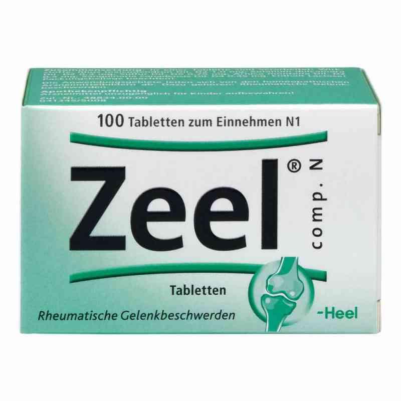 Zeel compositus N Tabletten  bei apo-discounter.de bestellen