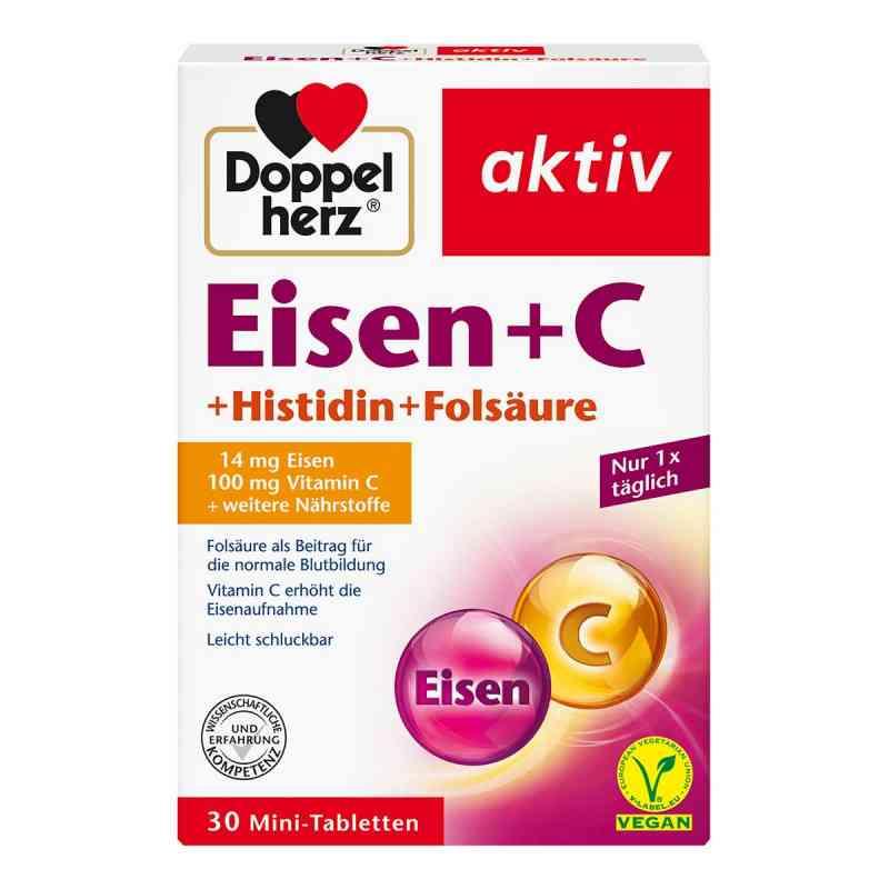 Doppelherz Eisen+vit.c+l-histidin Tabletten  bei apo-discounter.de bestellen