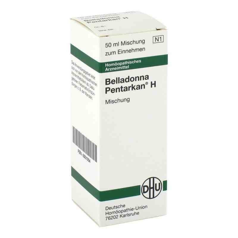 Belladonna Pentarkan H Liquidum  bei apo-discounter.de bestellen