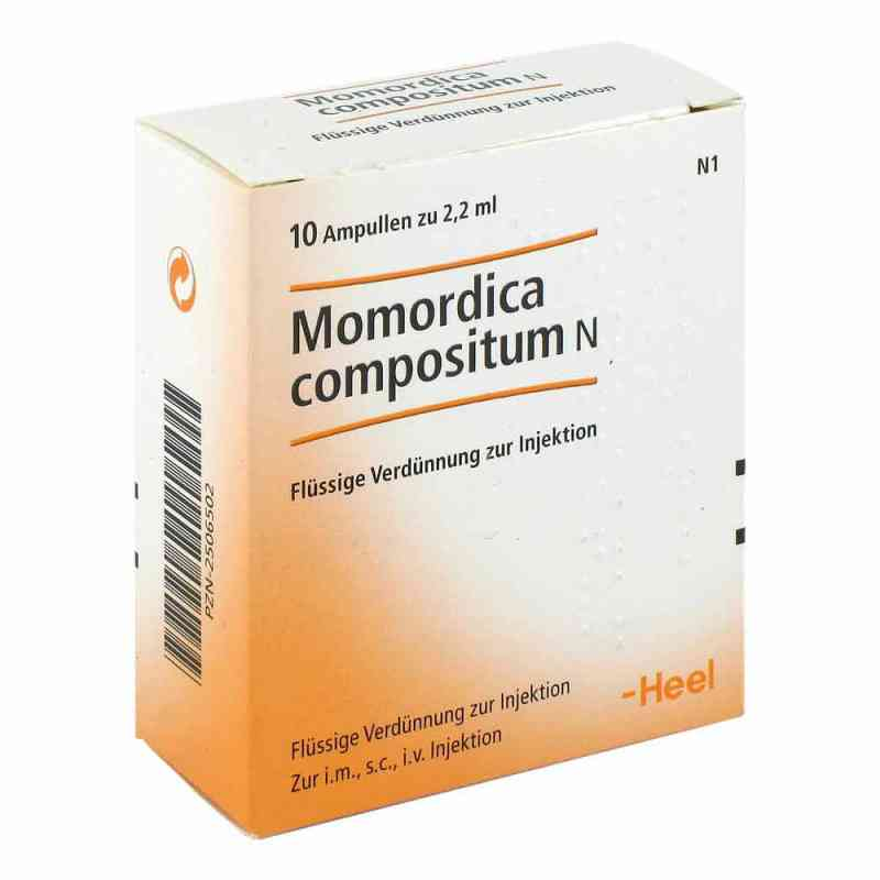 Momordica Compositum N Ampullen  bei apo-discounter.de bestellen