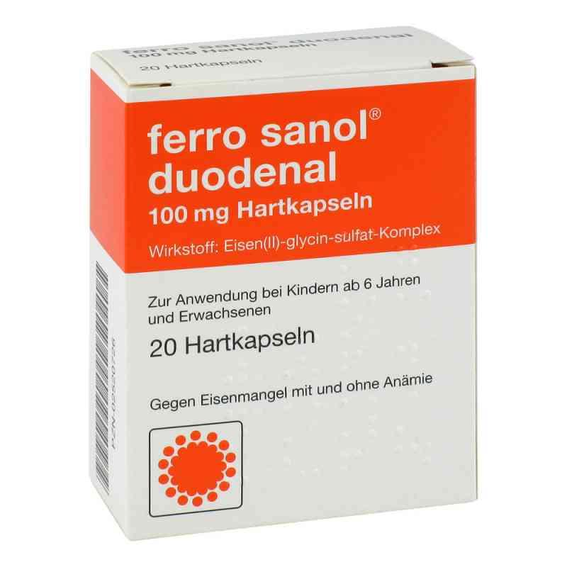 Ferro sanol duodenal 100mg  bei apo-discounter.de bestellen