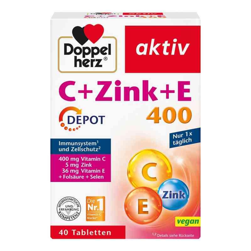 Doppelherz C + Zink + E Depot Tabletten  bei apo-discounter.de bestellen