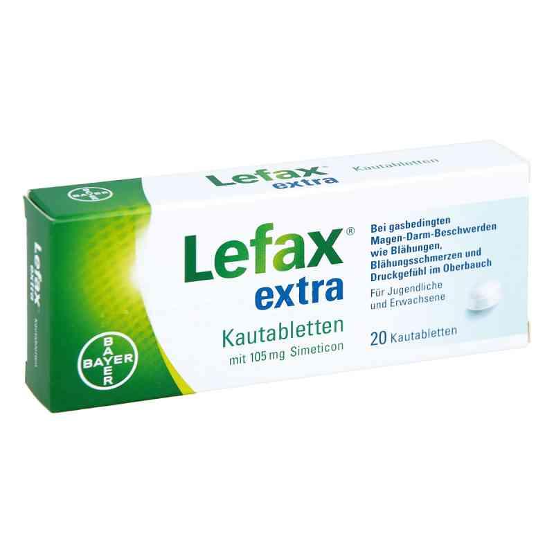 Lefax extra Kautabletten  bei apo-discounter.de bestellen