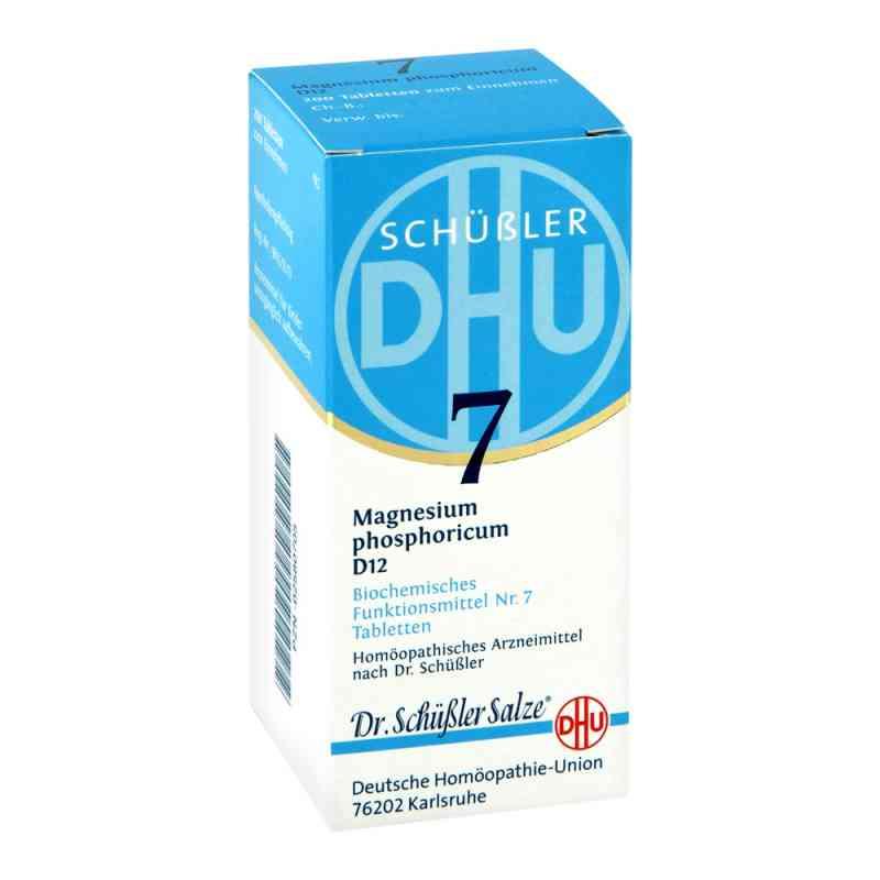 Biochemie Dhu 7 Magnesium phosphoricum D12 Tabletten  bei apo-discounter.de bestellen