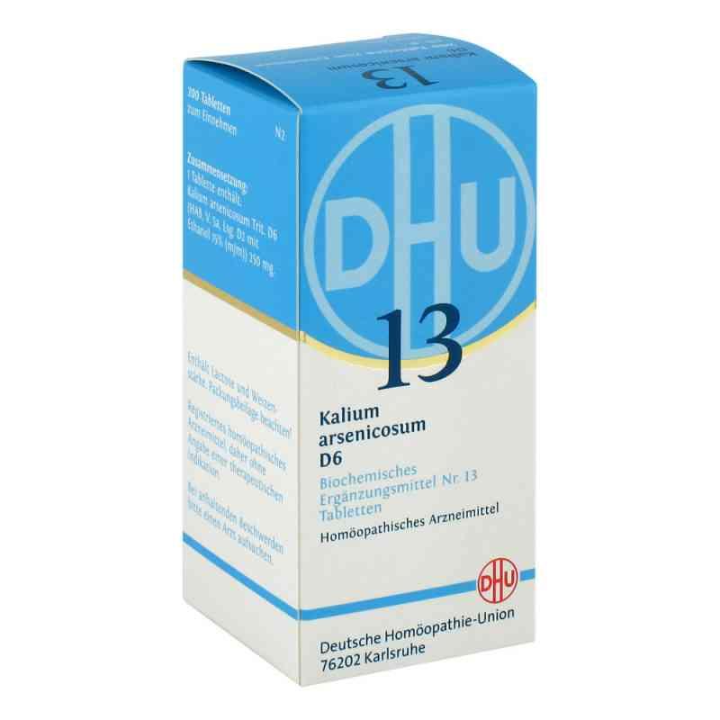 Biochemie Dhu 13 Kalium arsenicosum D6 Tabletten  bei apo-discounter.de bestellen