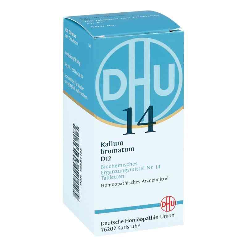 Biochemie Dhu 14 Kalium bromatum D12 Tabletten  bei apo-discounter.de bestellen